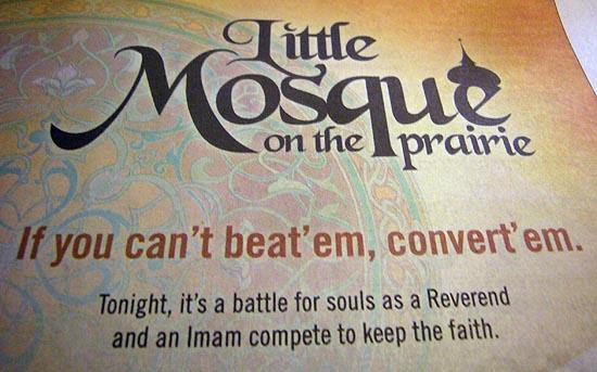 Ad: If you can't beat'em, convert'em